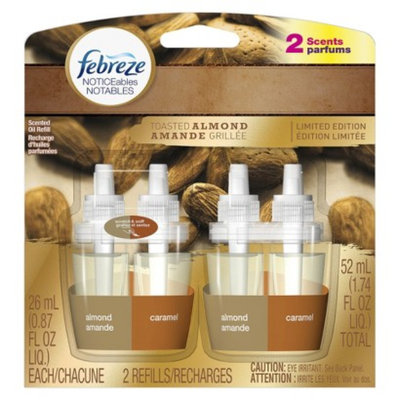 P&G FEBREZE 1.74 floz almond Air Freshener Refills