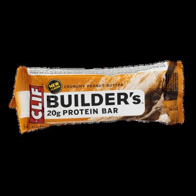 Clif Builder's 20g Protein Bar Crunchy Peanut Butter