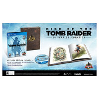 Square Enix Rise of the Tomb Raider - PS4 - Release Date To Be Annouced