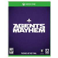 Square Enix Agents of Mayhem XBox One [XB1]