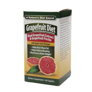 Nature's Diet Secret Grapefruit Diet