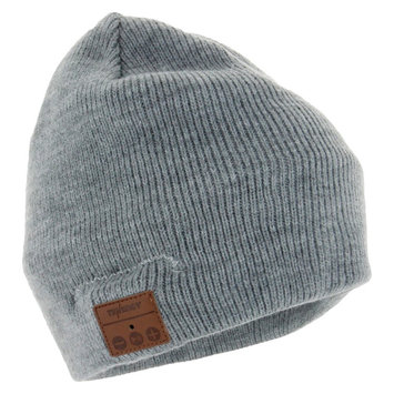 Tenergy Bluetooth Beanie w/ Basic Knit (5 colors available) - Grey