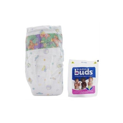 DiaperBuds 102 Small Bag Travel Diapers - Size 2