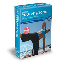 Gaiam Sculpt & Tone DVD set