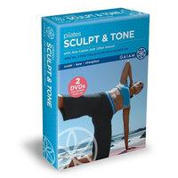 Gaiam Sculpt & Tone DVD set