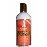 Hawaiian Bungalow Glow Premium Organic Coconut Butter Body Lotion 2 Bottles Red Guava & Citrus