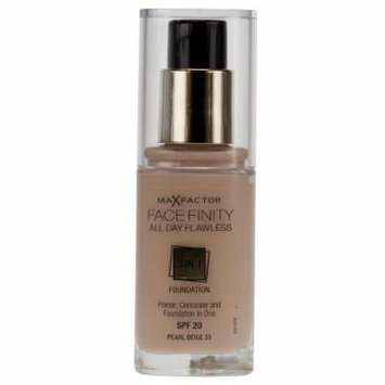 Max Factor Face Finity All Day Flawless 3 in 1 Foundation (35 Pearl Beige)
