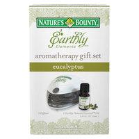 Nature's Bounty Earthly Elements Eucalyptus Aromatherapy Gift Set, 2 pc