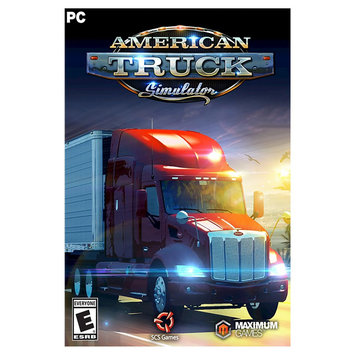 Maximum Games, Llc American Truck Simulator PC Games [PCG]