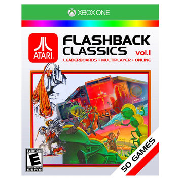 Atari Flashback Classics Volume 1 for Xbox One