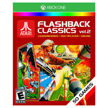 Atari Flashback Classics Volume 2 for Xbox One
