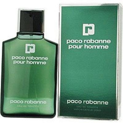PACO RABANNE by Paco Rabanne Eau De Toilette Spray 6.6 oz for Men