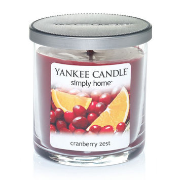 Yankee Candle Simply Home Cranberry Zest Jar Candle