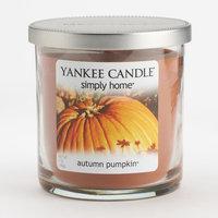 Yankee Candle simply home Autumn Pumpkin 7-oz. Jar Candle
