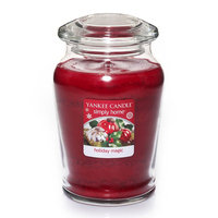 Yankee Candle simply home 19-oz. Holiday MagicJar Candle
