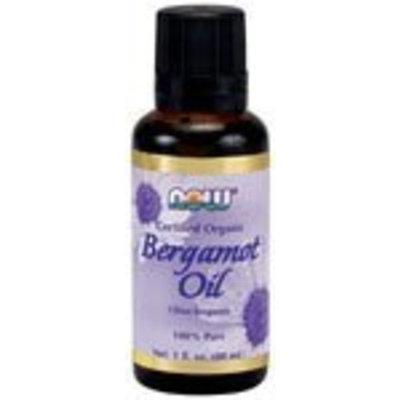 NOW Foods, ORGANIC BERGAMOT OIL 1 OZ