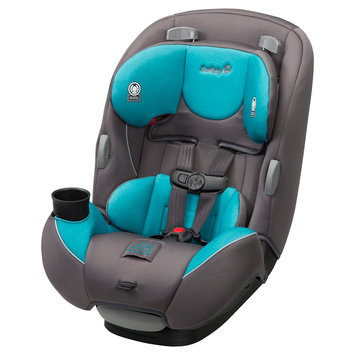 Cosco Safety 1st Continuum 3-in-1 Convertible Car Seat - Sea Glass