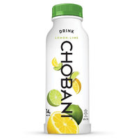 Chobani® Drink Beverage Low-fat Lemon Lime Flavored Greek Yogurt Drink
