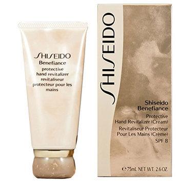 Shiseido Benefiance Protective Hand Revitalizer Cream SPF 8 75g/2.6oz