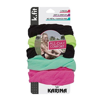 Karina K.Fit Essentials Soft Twisters