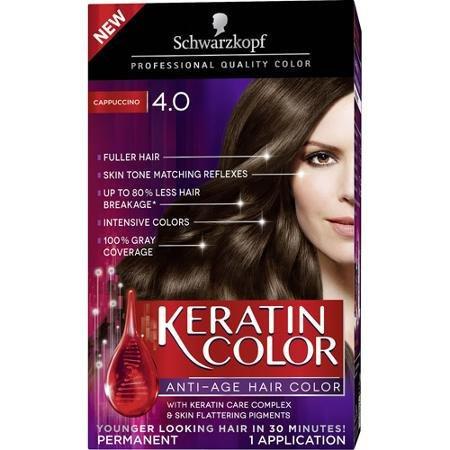 Schwarzkopf Keratin Hair Color Reviews 2019