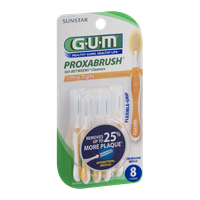 GUM Proxabrush Go-Betweens Cleaners Ultra Tight - 8 CT