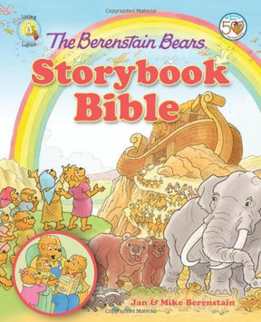 The Berenstain Bears Storybook Bible by Jan Berenstain (Hardcover)