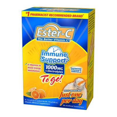 Ester-C To Go! Vitamin Mineral Supplement