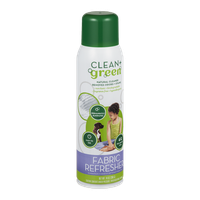 Clean + Green Natural Cleaner Fabric Refresher