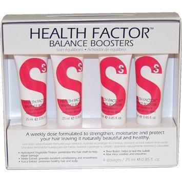 TIGI S-factor Health Factor Balance Boosters Boxx4