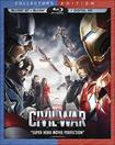 Marvel's Captain America: Civil War (3d) (blu-ray) (digital Hd)