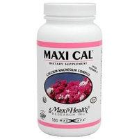 Maxi Health Kosher Maxi Cal Calcium Magnesium D3 -- 90 Capsules