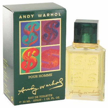 Andy Warhol for Men by Andy Warhol EDT Spray 1 oz