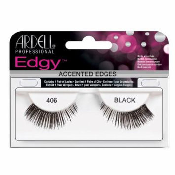 Ardell 406 Edgy Lashes, Black