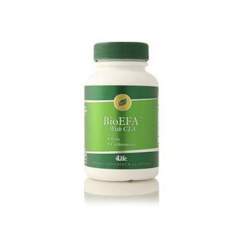 4life BioEFA with CLA for Cardiovascular & Circulatory Health 60 Softgels each (pack of 12)