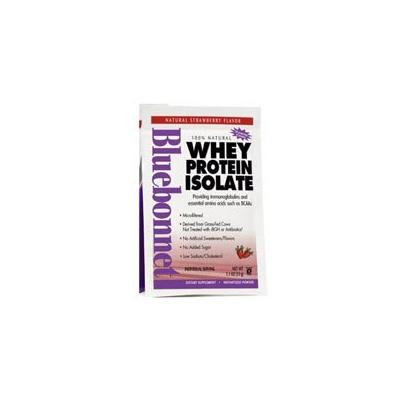 Bluebonnet Nutrition 100% Natural Whey Protein Isolate Powder Natural Mixed Berry Flavor, Natural Mixed Berry Flavor 1.1 oz