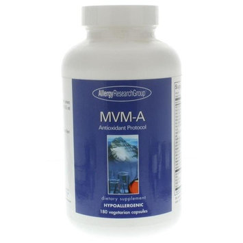 Allergy Research Group, MVM-A Antioxidant Protocol 180 vegetarian capsules (for Men and Women)