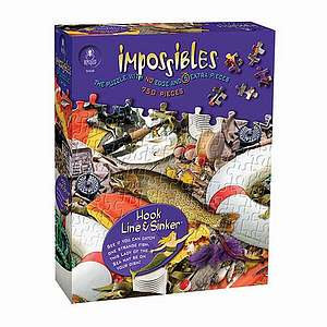 BePuzzled Impossibles Puzzle Hook