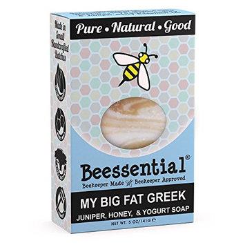 Beessential My Big Fat Greek Juniper Soap