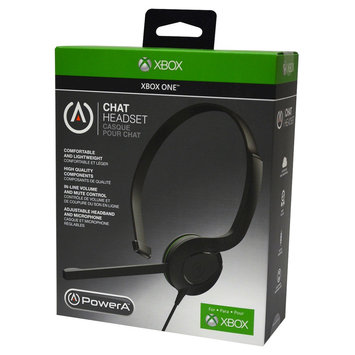 Power A XB1 Chat Headset XBox One