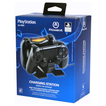 Power A PS4 Power Station Playstation 4