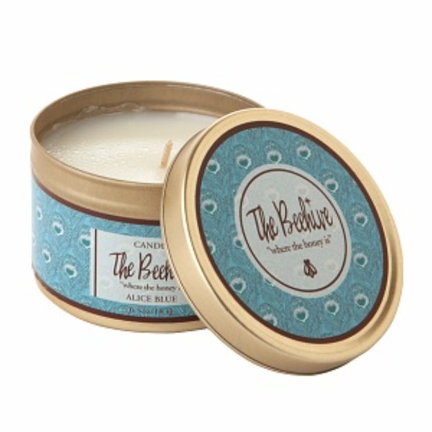 The Beehive Candle Tin