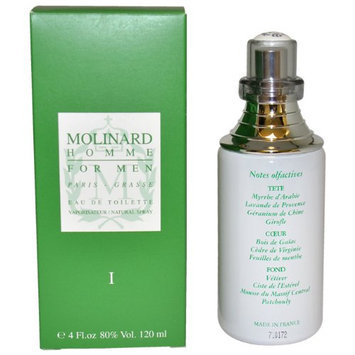 Molinard Pour Homme I By Molinard For Men Eau De Toilette Spray
