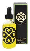 All Purpose Moringa Body Oil with Peppermint (2oz/60mL)