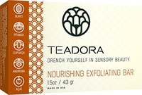 Teadora Rainforest At Dawn Exfoliating Bar
