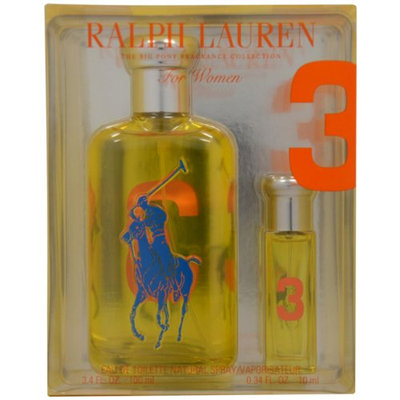 Ralph Lauren The Big Pony Fragrance Collection # 3 for Women