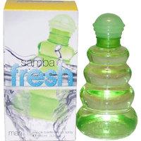 Samba Fresh by Perfumer's Workshop for Men - 3.3 Ounce EDT Spray