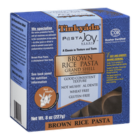 Tinkyada Pasta Joy Ready Brown Rice Pasta Grand Shell