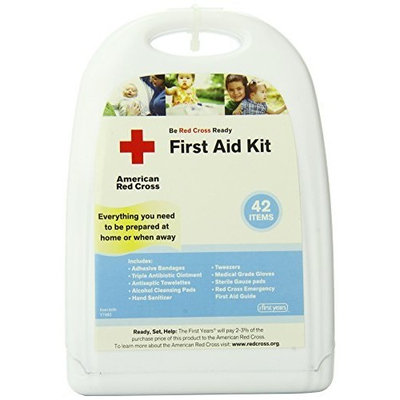 The First Years American Red Cross First Aid Kit (Discontinued by Manufacturer)