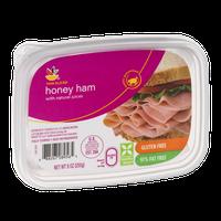Ahold Gluten Free Honey Ham Thin Sliced